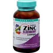 Quantum Research Thera Zinc Lozenges - Elderberry - 60 Lozenges Immune System
