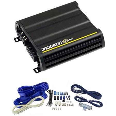 Prime Kicker 12Cx6001 600 Watt Rms Monoblock Amp Mono Power Amplifier 4 Wiring Digital Resources Funapmognl