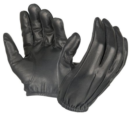 Police Leather Gloves - Hatch SG20P Dura-Thin Police Duty Glove Size Small