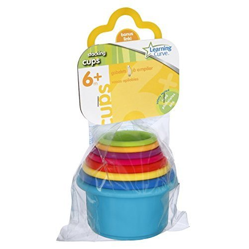 The First Years Stack Up Cups by TOMY International