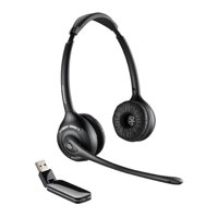 63e16550ad6 Product Image Plantronics W410-M Over-the-head Monaural USB Wireless  Headset (Microsoft)