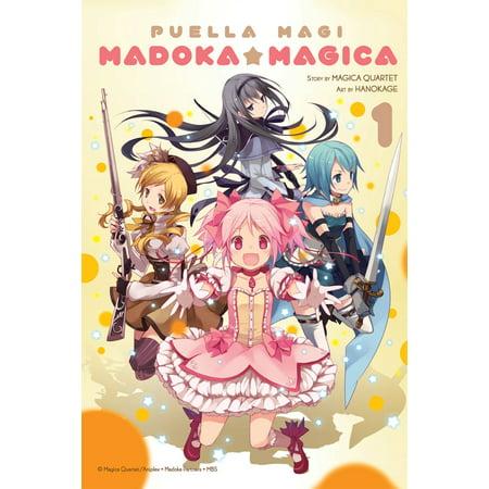 Madoka Magica This Is Halloween (Puella Magi Madoka Magica, Vol. 1 -)