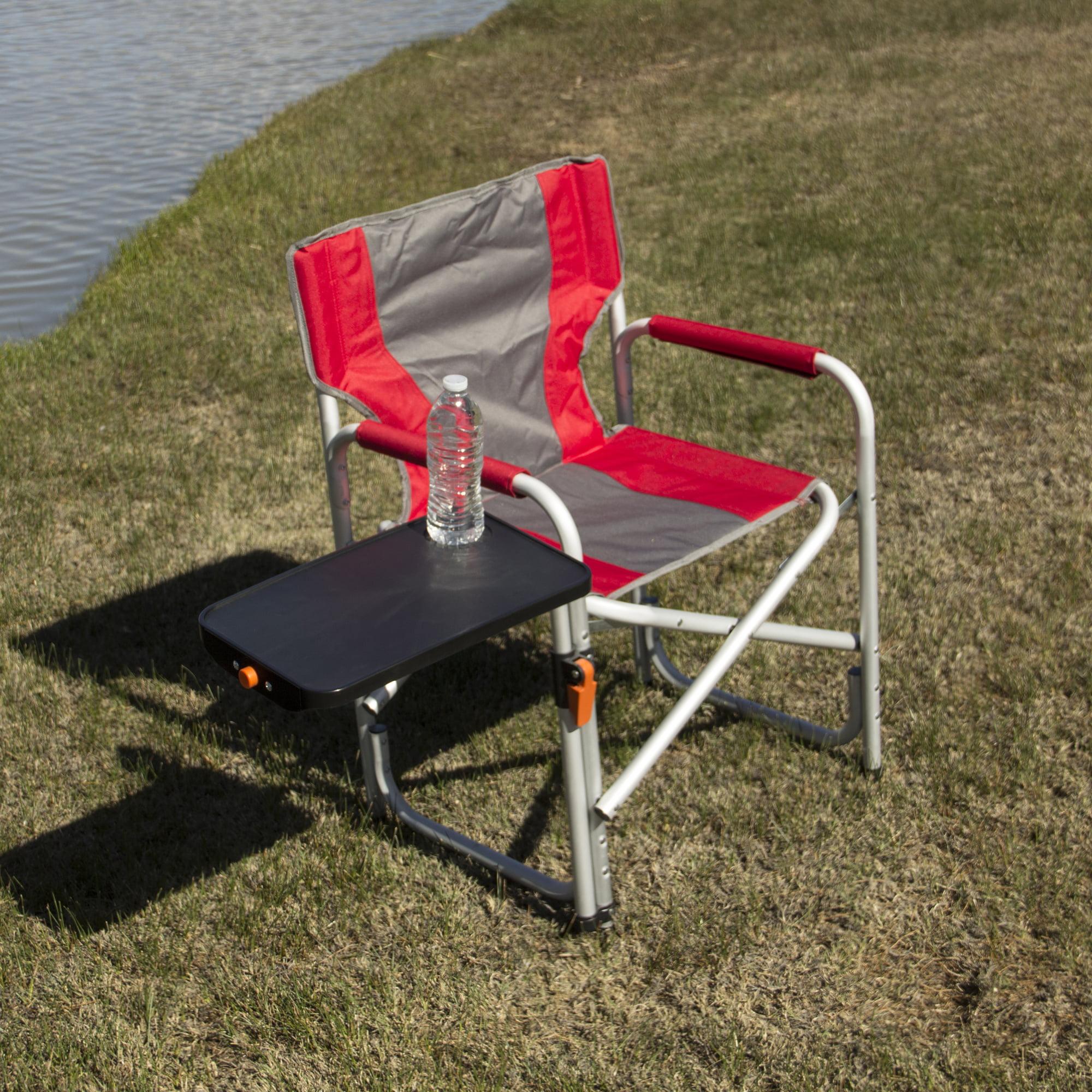 Ozark Trail Director Chair Red Walmart