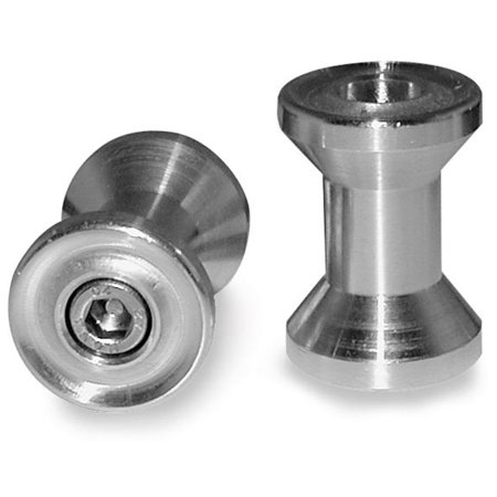 8mm Swing Arm Spools - Vortex SP526S 8mm Swingarm Spools - Silver