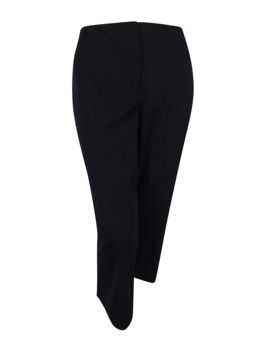 Alfani Women's Plus Size Cropped Tummy Control Pants