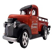 1941 Chevy Pickup 2 In 1 1/25 Scale Glue And Paint Model Truck Kit