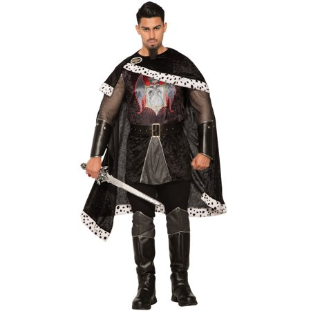 Mens Evil King Halloween Costume