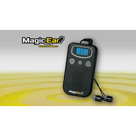 As Seen On Tv Magic Ear Hearing Aid Device By