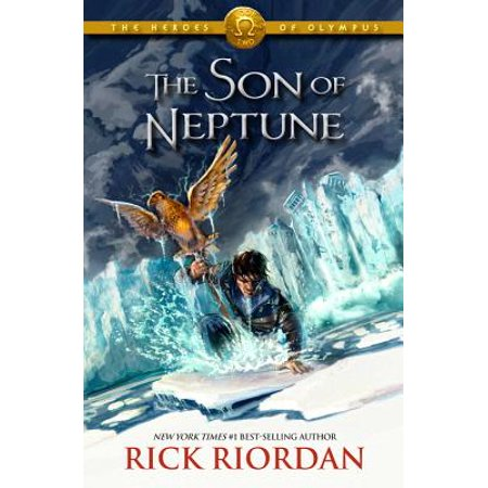 The Heroes of Olympus, Book Two The Son of Neptune (The Book Of Olympus)
