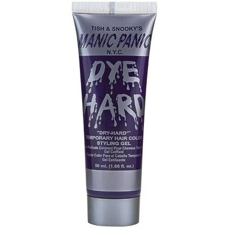 Manic Panic, Purple Haze Dye Hard Gel, Purple 1.66 (Deep Purple Gel)