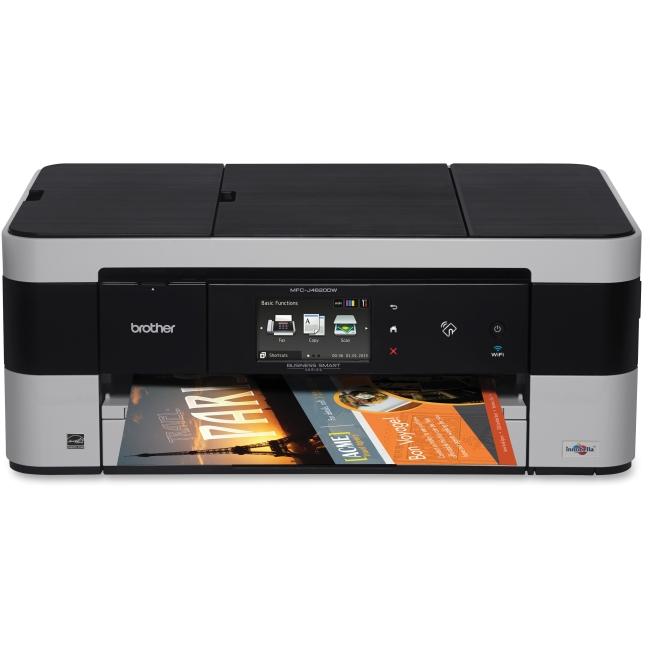 Brother Business Smart MFC-J4620DW Inkjet Multifunction P...
