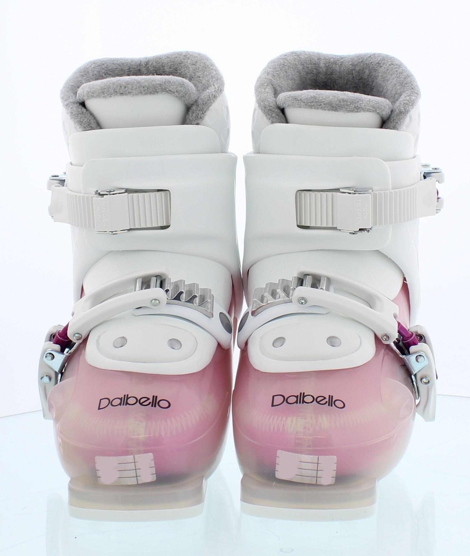 Dalabello Gaia 2(White)JR. 20.5 Ski Boots by Dalabello