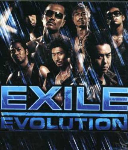 Exile (Japanese) - Evolution [CD]
