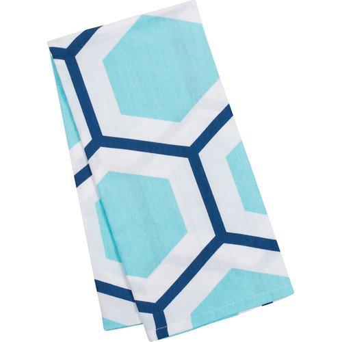 Linen Tablecloth Honeycomb Kitchen Towel (Set of 2)