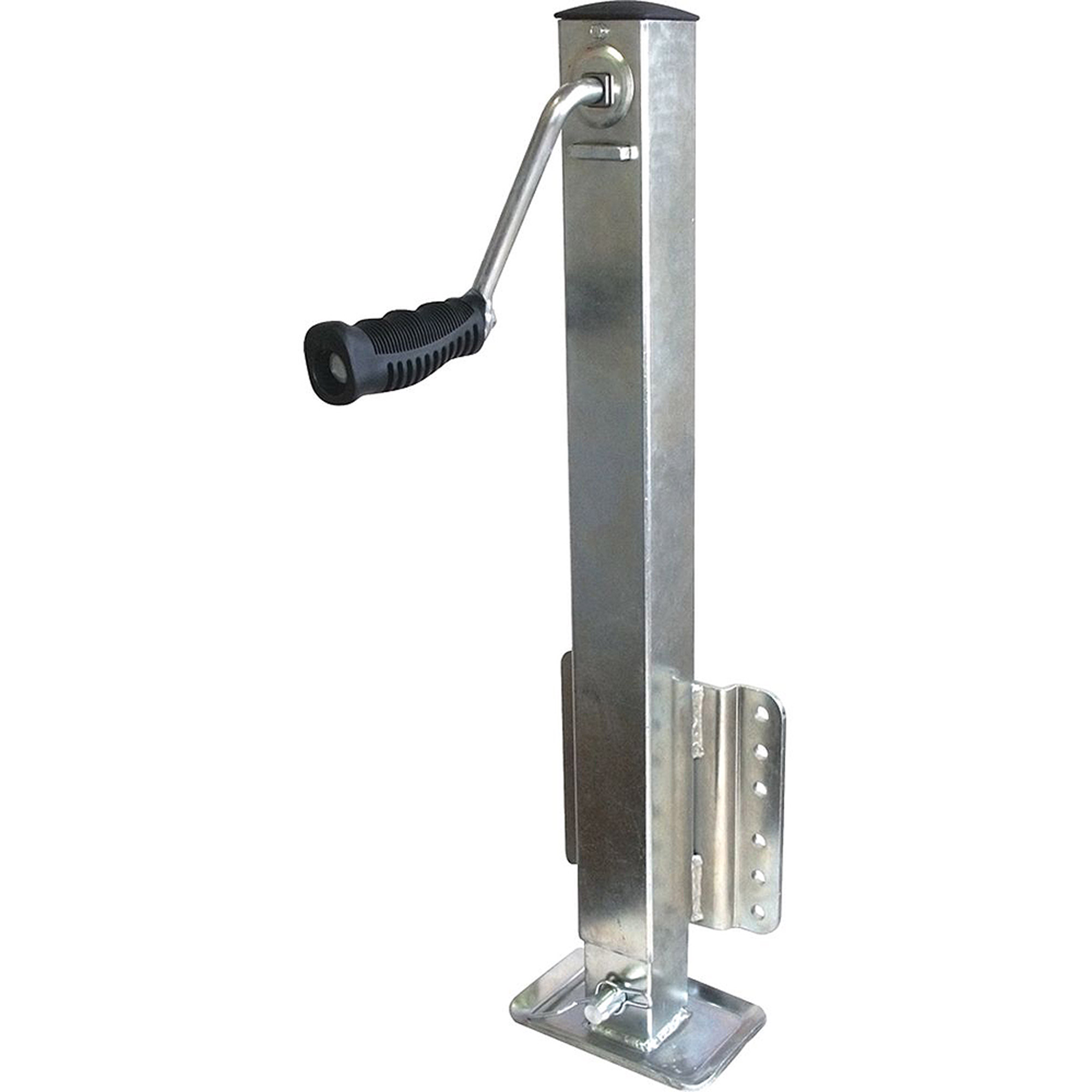 SeaSense 2500 lbs Zinc Plated Square Tube Trailer Jack by Seasense