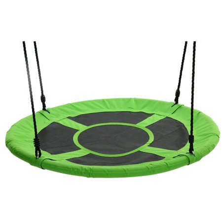 Swinging Monkey Products Giant Saucer Spinner Tree Swing