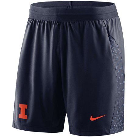 Illinois Fighting Illini Nike Player 2018 Sideline Flyknit Performance Shorts - (Mens Nike Air Max Modern Flyknit Running Shoes)