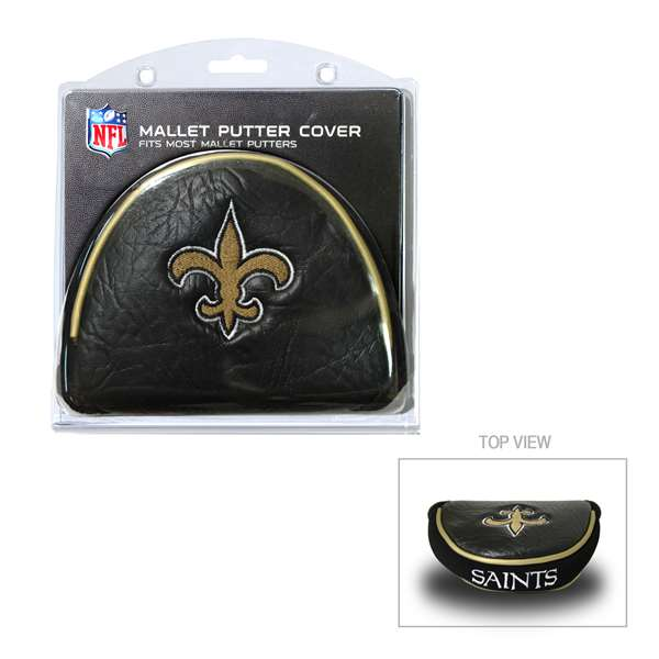 Team Golf NFL New Orleans Saints Golf Mallet Putter Cover