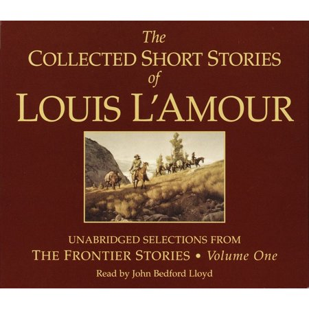 Halloween Short Stories Audio (The Collected Short Stories of Louis L'Amour: Unabridged Selections from The Frontier Stories: Volume)