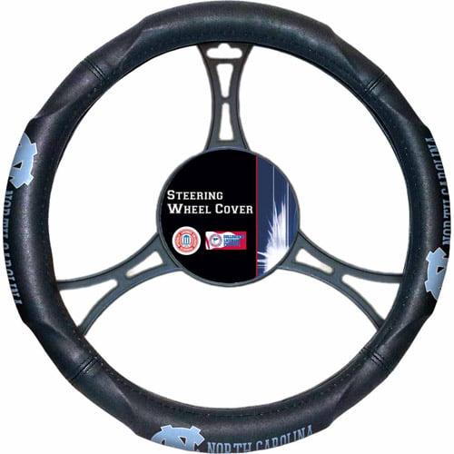 NCAA Steering Wheel Cover, UNC