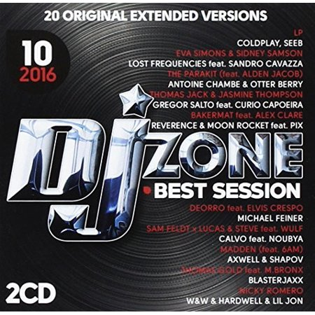 DJ Zone Best Session 10/2016 / Various (CD) (Best Time Zone Converter)