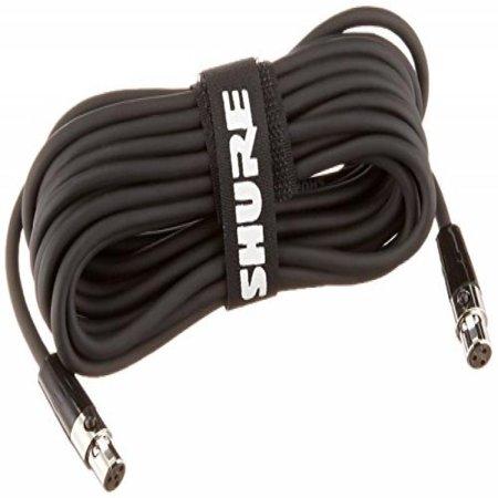 Shure C98D 15 Feet TRIPLE-FLEX CKle (TA4F to TA3F) for BETA91, BETA 98/S, BETA 98D/S, (Shure Ta4f Transmitters)