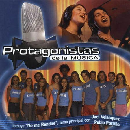 PROTAGONISTA DE LA MUSICA (037628754329)