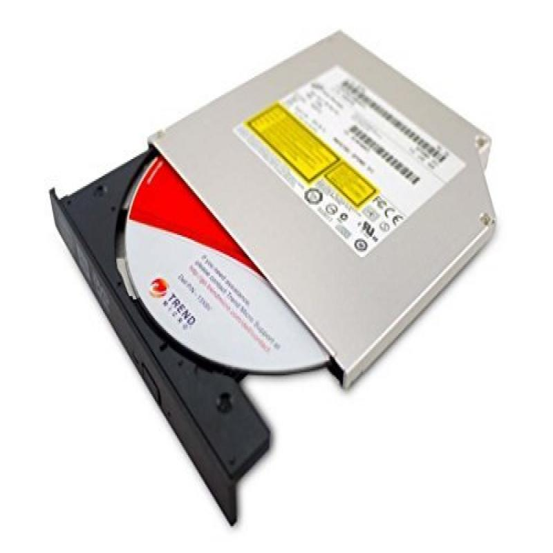 HIGHDING SATA 9.5mm CD DVD Burner Writer ROM Player Drive for Dell Inspiron 14Z N411z Laptop by HighDing