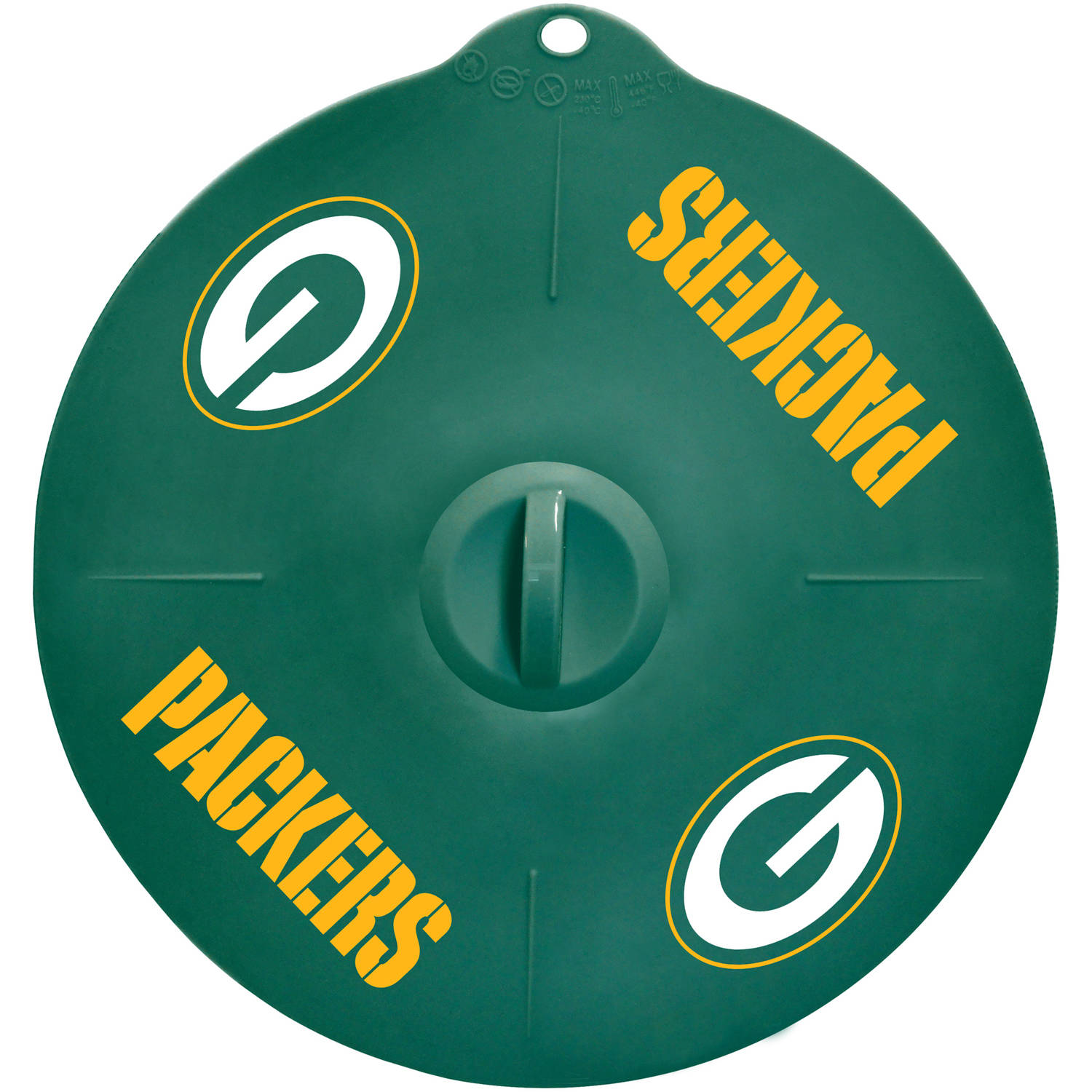 NFL Green Bay Packers Silicone Lid