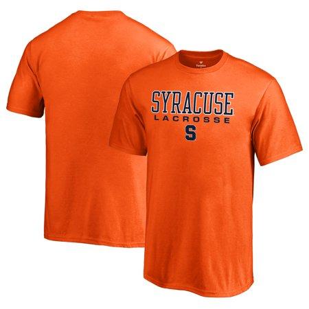 Syracuse Orange Fanatics Branded Youth True Sport Lacrosse T-Shirt - Orange