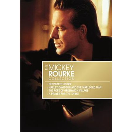The Mickey Rourke Star Collection (Desperate Hours / Pope Of Greenwich Village / Prayer For The Dying / Harley (Tyler Davidson Fountain)