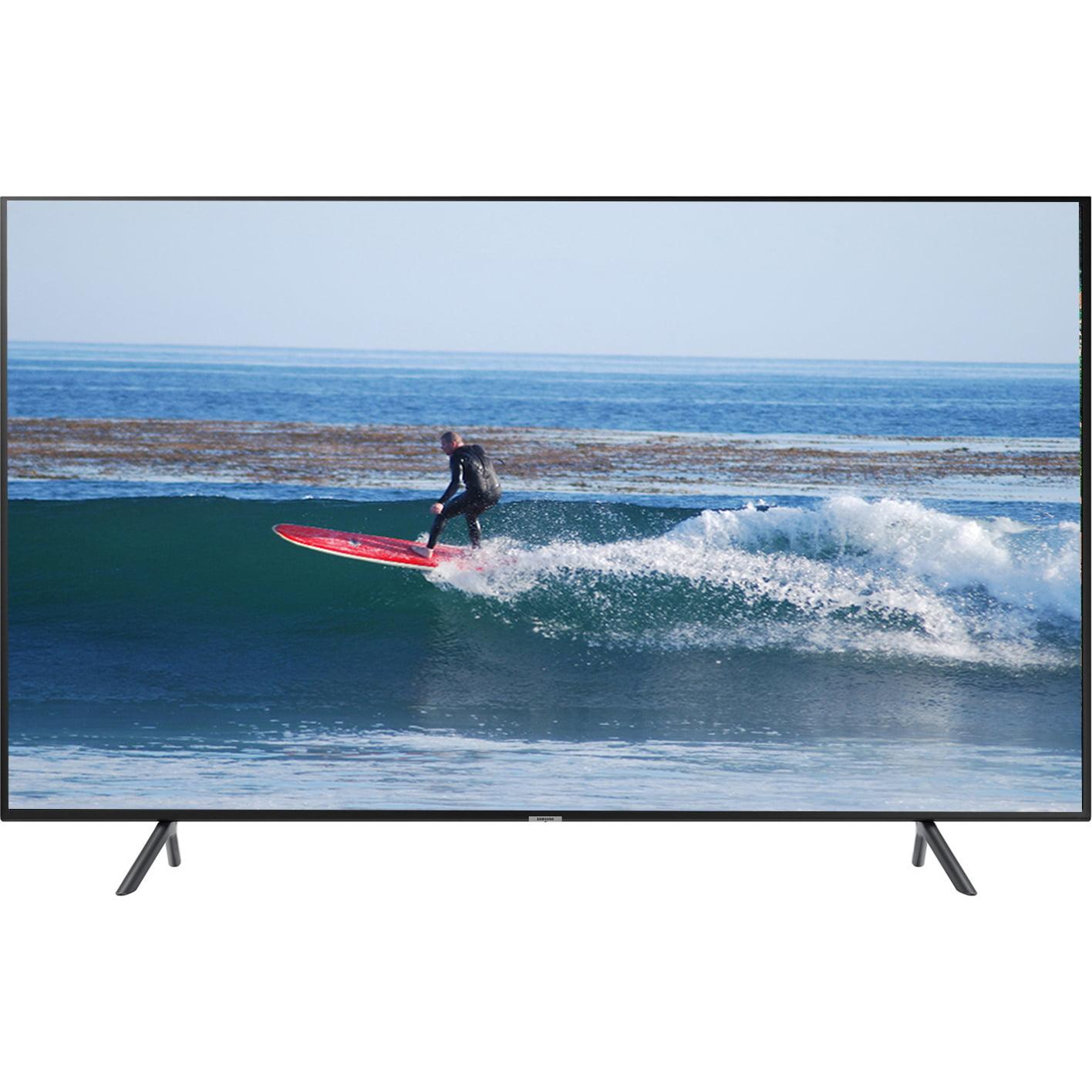 """Refurbished Samsung 50"""" 4K Smart UHD HDR LED TV, UN50NU7100"""