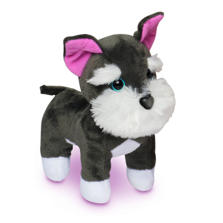 My Life As Plush Pets - Grey Schnauzer - Doll Accessory