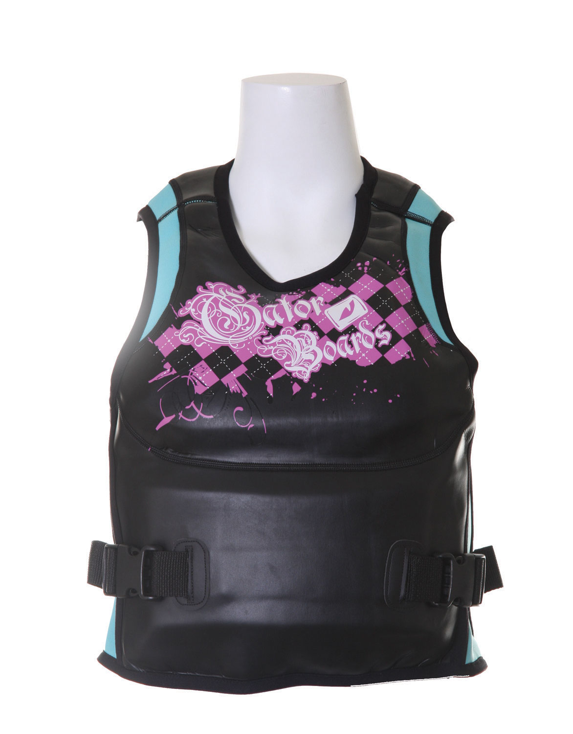 Gator Boards Pullover Comp Wakeboard Vest Womens by Gator Boards