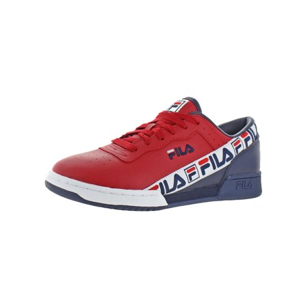 Fila Mens Original Fitness Tape Breathable Lace-Up Fashion