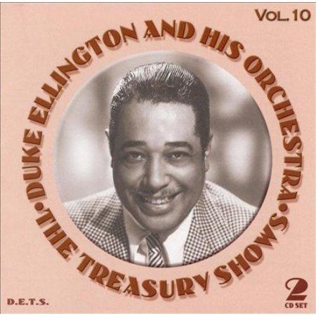 Duke Ellington - The Treasury Shows, Vol. 10 (CD) - image 1 of 1