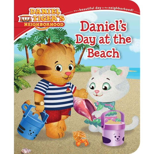 Daniel's Day at the Beach