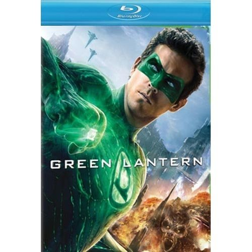 Green Lantern (Steelbook Packaging) (Blu-ray)
