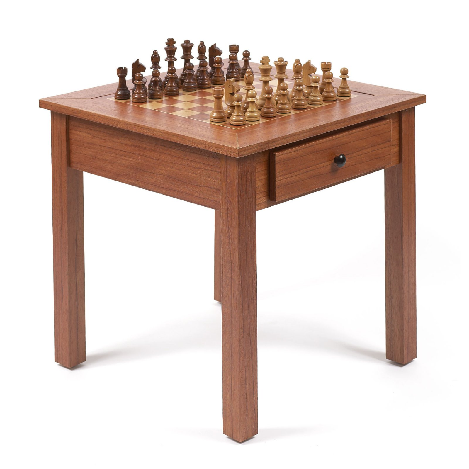 Traditional Staunton Chess Set