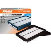 FRAM Extra Guard Air Filter, CA9662 for Select Chrysler Vehicles