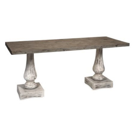 Traditional Eleanor Pedestal Table