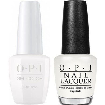 OPI GELCOLOR + MATCHING LACQUER FUNNY BUNNY #H22 - image 1 of 1