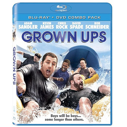 Grown Ups (Blu-ray   DVD) (Widescreen)