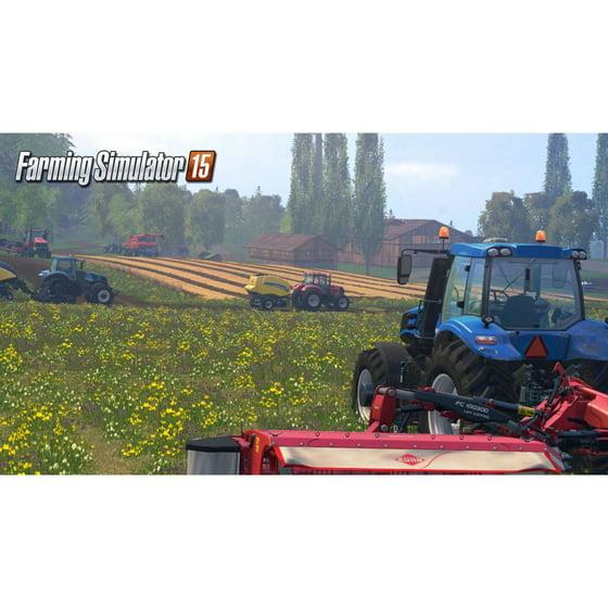 Focus Home Interactive Farming Simulator 15 (Xbox 360)