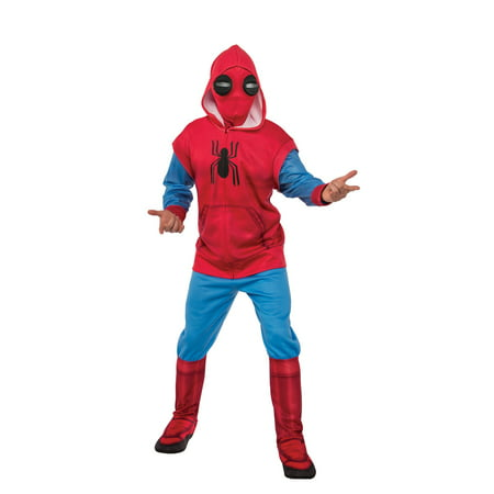 Sweat Suit Halloween Costume Ideas (Spider-Man Homecoming - Spider-Man Hoodie and Sweatpants Set)