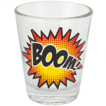 Boom Cartoon Explosion Shot (Cartoon Glasses Price Guide)