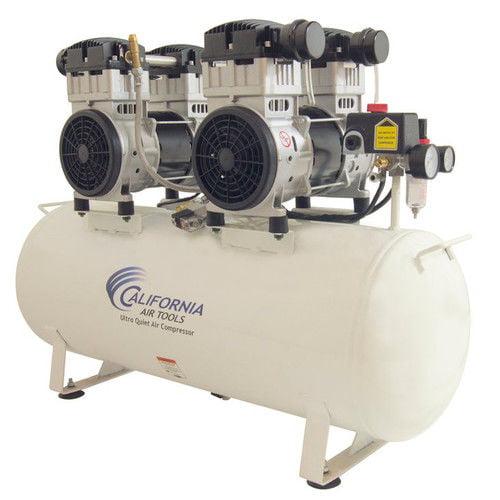 California Air Tools CAT-20040CAD 4 HP 20 Gallon Ultra Quiet Steel Tank Air Compressor by California Air Tools