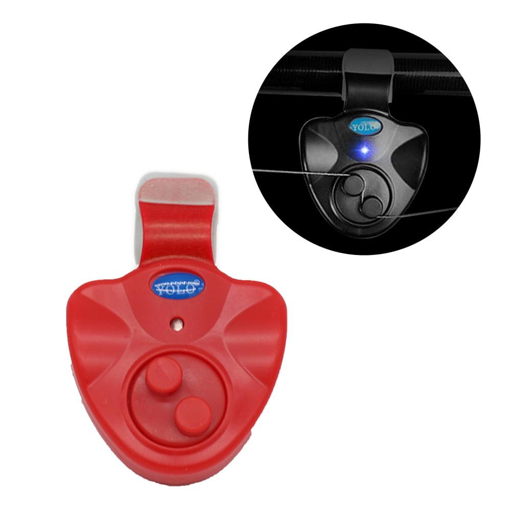 Fishing Bite Alarm With Electronic Bite Fish Alarm Bell Bait Alarm ❇