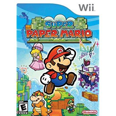 Super Paper Mario (Wii) - Pre-Owned