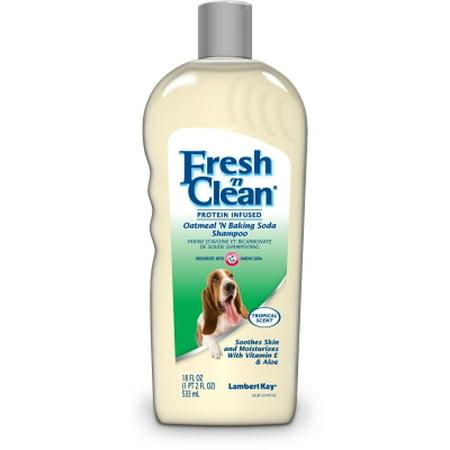 Fresh N Clean Dog Shampoo Review